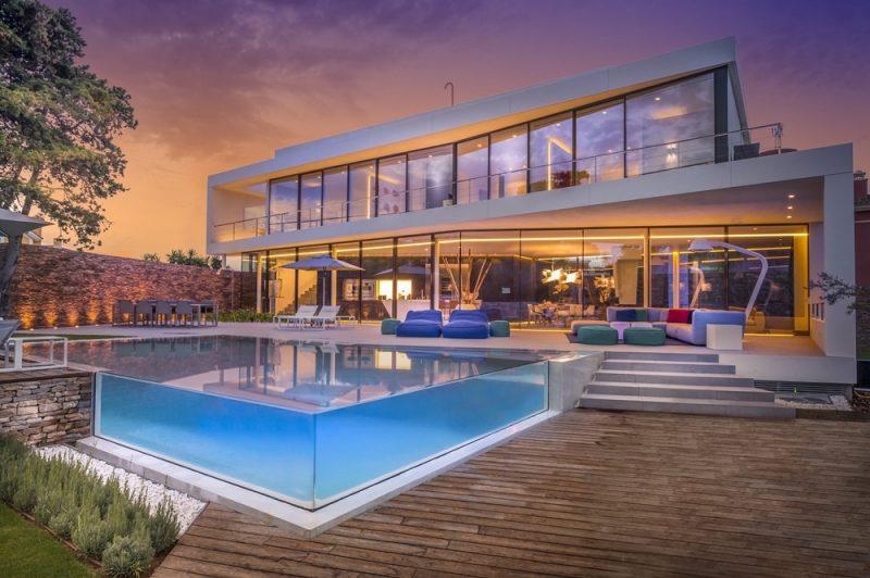 Intelligentes Wohnen - Smart Haus Design