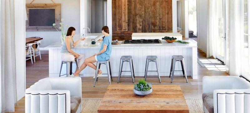 Intelligentes Wohnen erleichtert am meisten die Hausfrauen