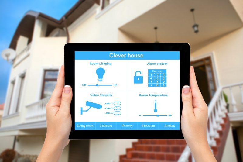 Intelligentes Wohnen Smart Haus