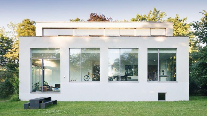 Intelligentes Wohnen Smart Haus Exterieur