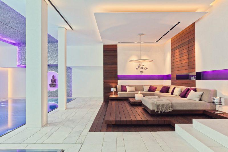 Intelligentes Wohnen mit LED Beleuchtung