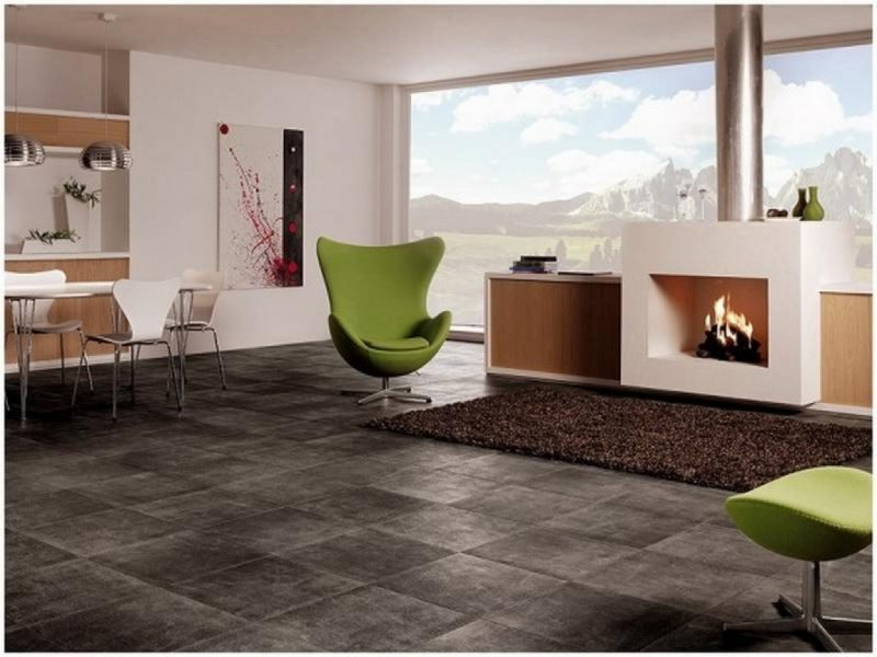 kitchen-floor-tiles-natural-stone-effects-with-modern-kitchen-design-with-fireplace-install-dark-kitchen-cabinets-tile-floor
