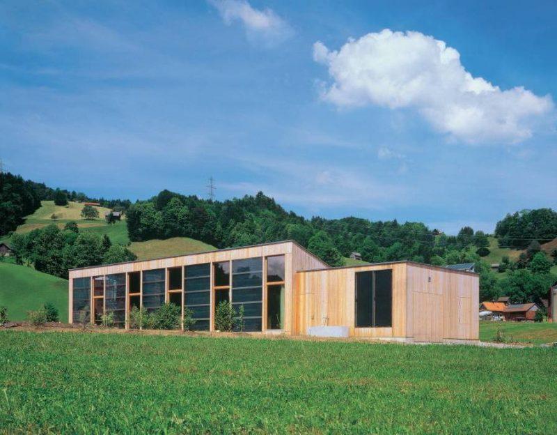 Klleine Fertighäuser Solarhaus