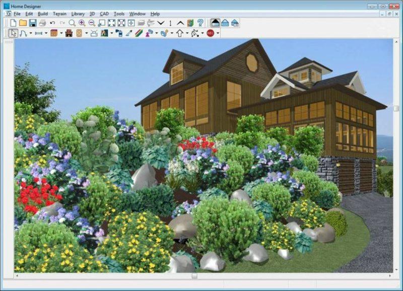 qualitativer online Gartenplaner 3D