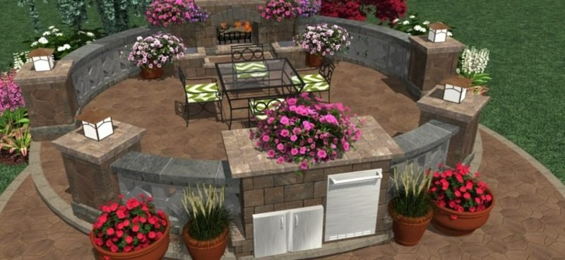 3D Software Gartenplanung