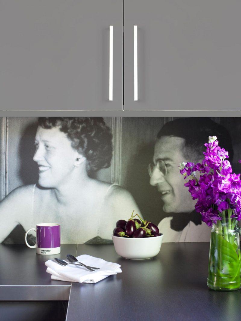 Küchenrückwand günstig mit eigenem Foto