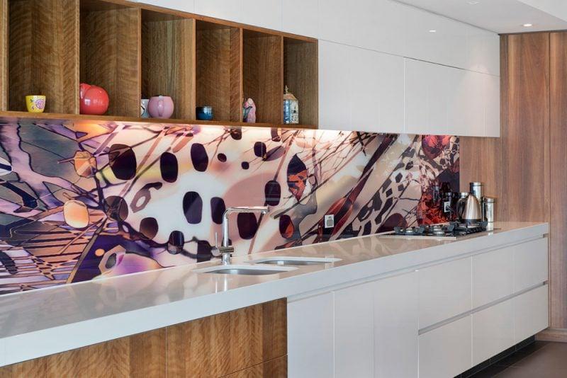 Küchenrückwand günstig mit eigenem Foto bedrucken