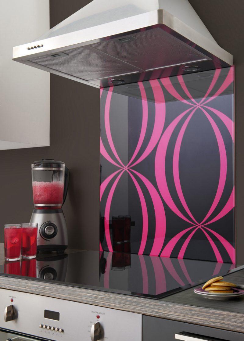 Küchenrückwand günstig mit eigenem Design gestalten