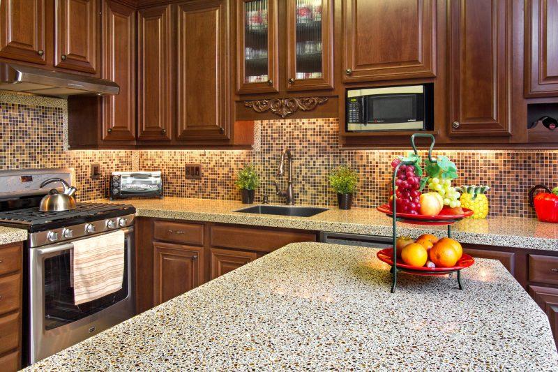 Küchenplatten Granit