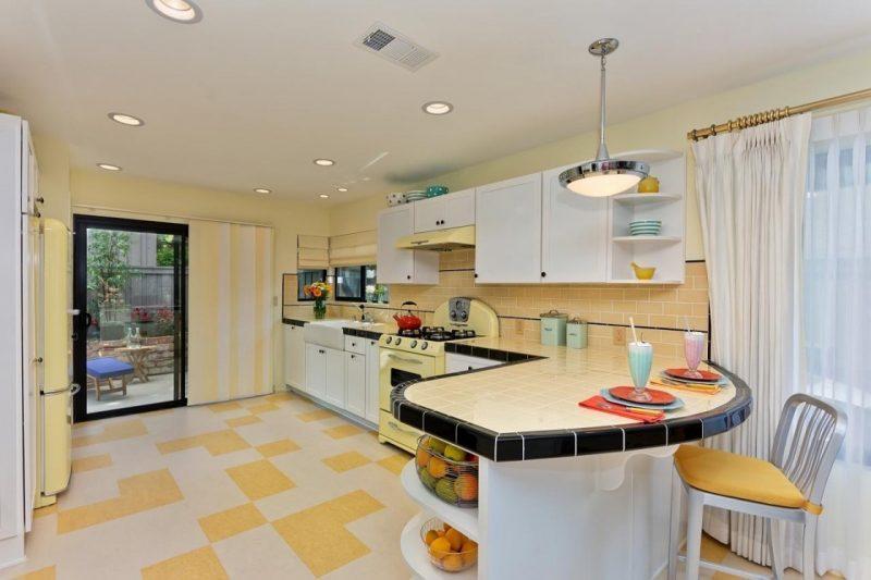 Küchenplatten Fliesen Ideen