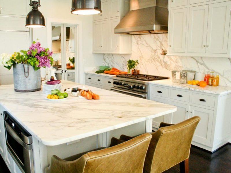 Küchenplatten Marmor