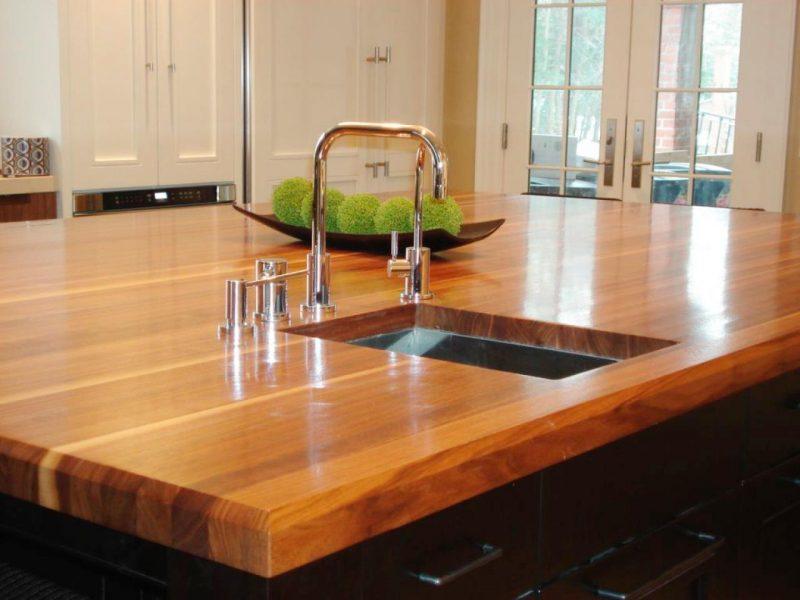 Küchenplatten Massivholz