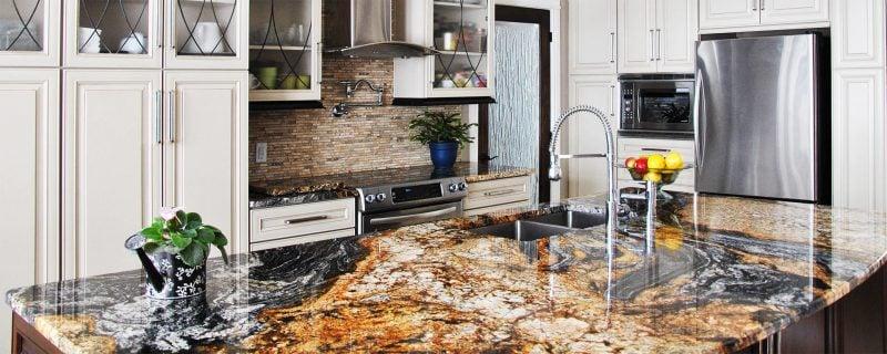Küchenplatten Naturstein