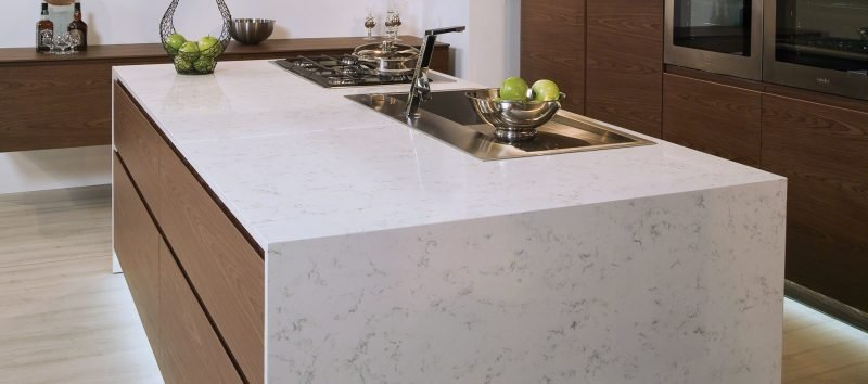 Küchenplatten Quarz Design