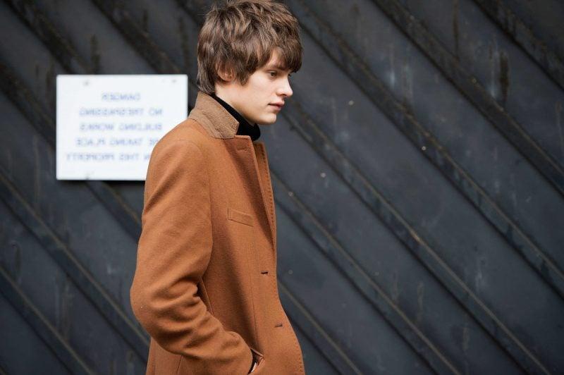 Ideen für Männerfrisur 2015 Street Look