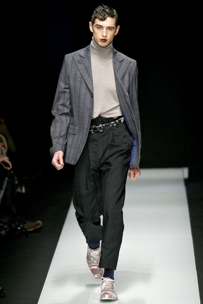 Männerfrisur 2015 Westwood Models