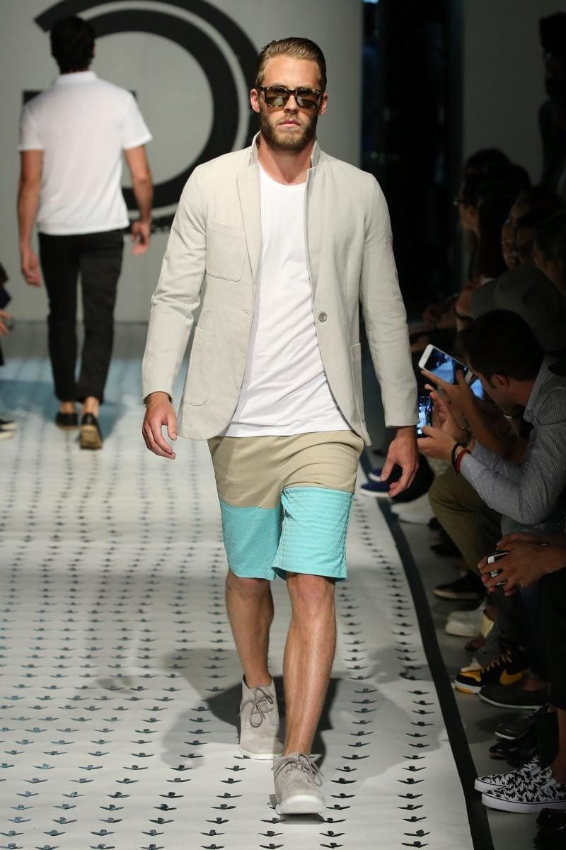Ideen für Männerfrisur von Fashion Week 2015 inspiriert