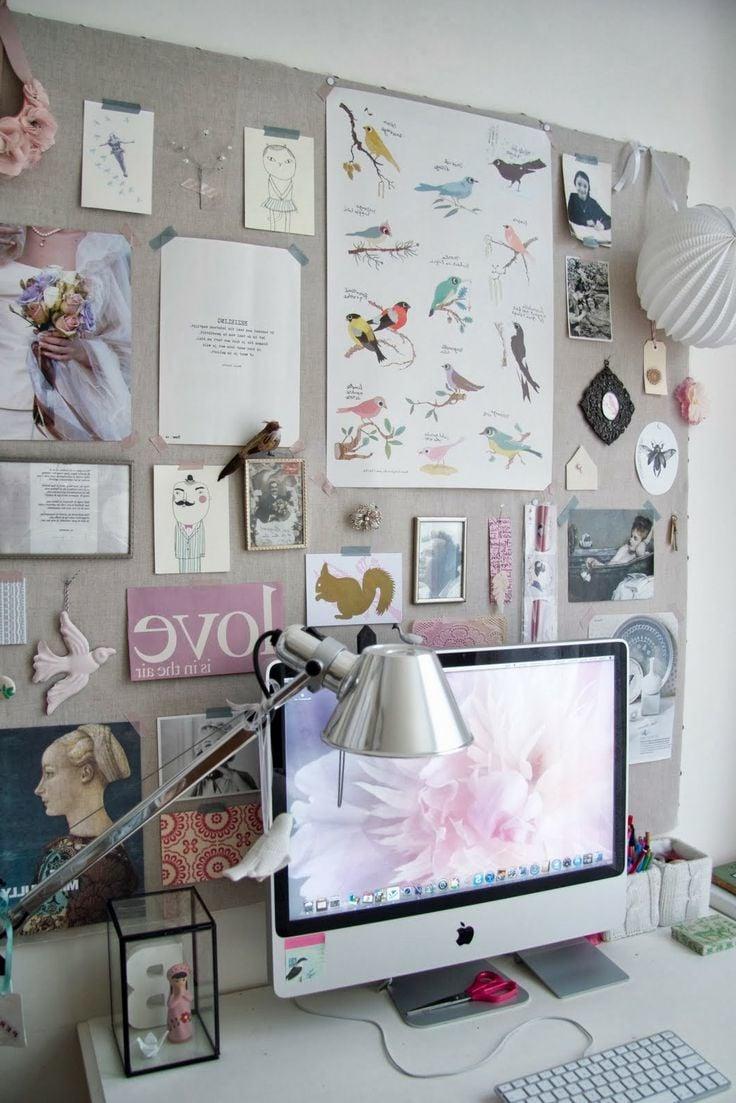 nie wieder etwas vergessen memoboard selber machen bastelideen diy zenideen. Black Bedroom Furniture Sets. Home Design Ideas