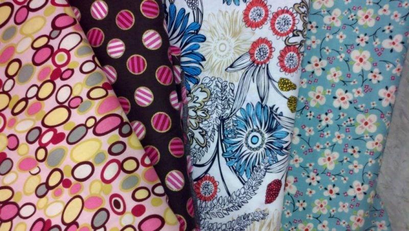 Memoboard selber machen: Wählen Sie die richtige Stoff Muster