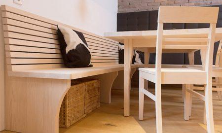 Eckbank selber bauen DIY Ideen