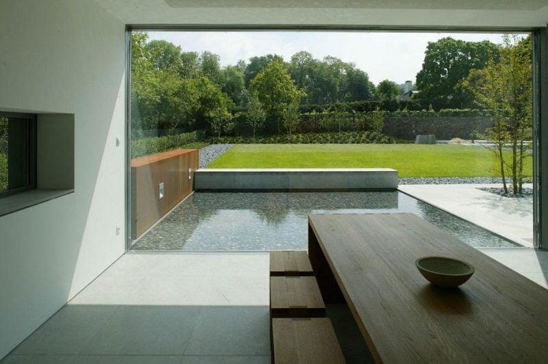 Moderne Gartengestaltung Design Idee