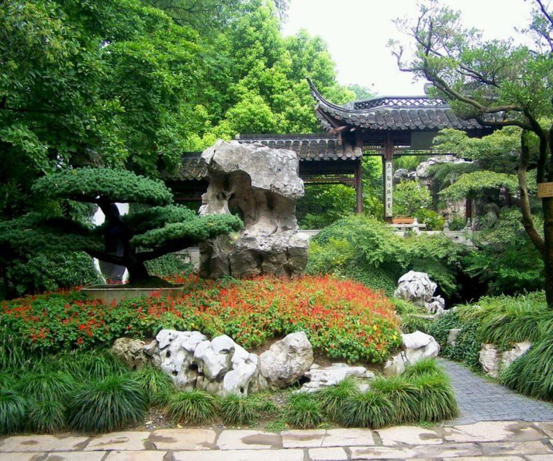 Moderne Gartengestaltung Japangarten