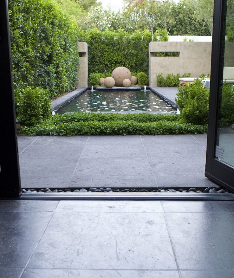 Moderne Gartengestaltung Design
