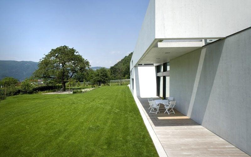 Moderne Gartengestaltung Eleganz