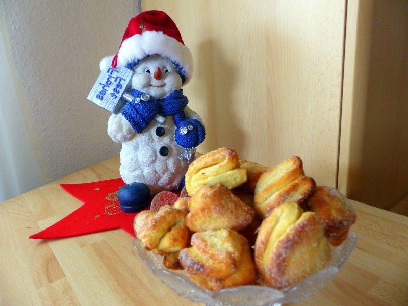 Bringen Sie den Weihnachtsmarkt zu hause mit dem Rezept für Mutzen