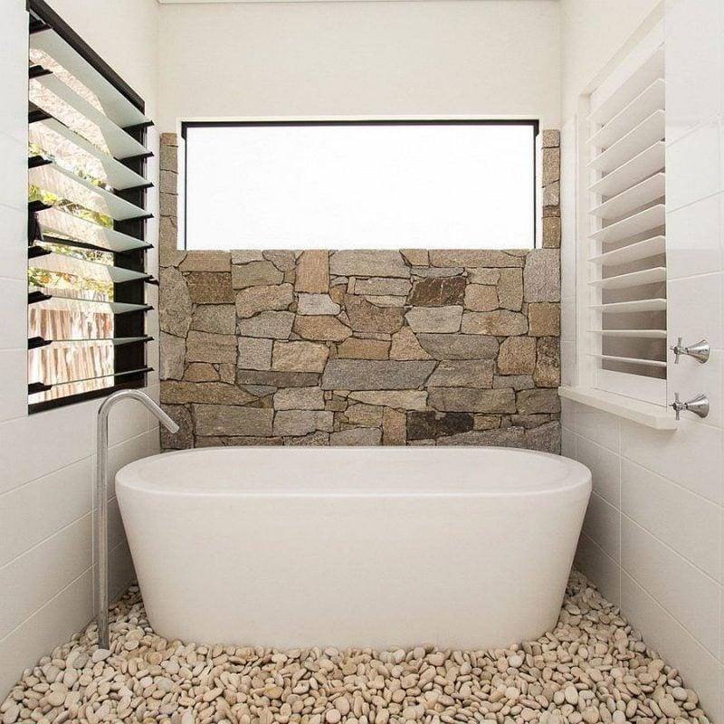 natural stone bathroom countertops