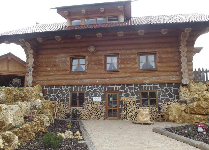 Ökohaus - Wohnen wie ein Hobbit