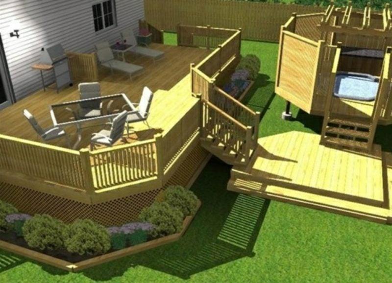 online Gartenplaner 3D interessantes Projekt Gartengestaltung