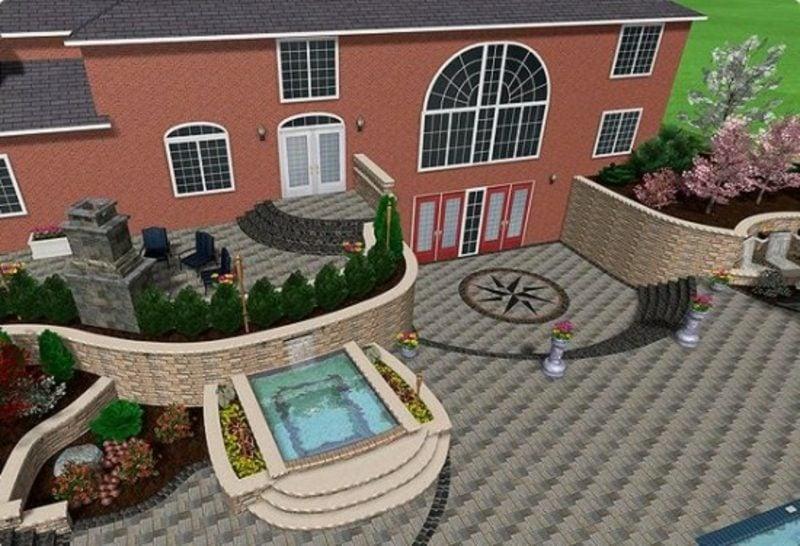 kostenlose Software Landschaftsplanung 3D
