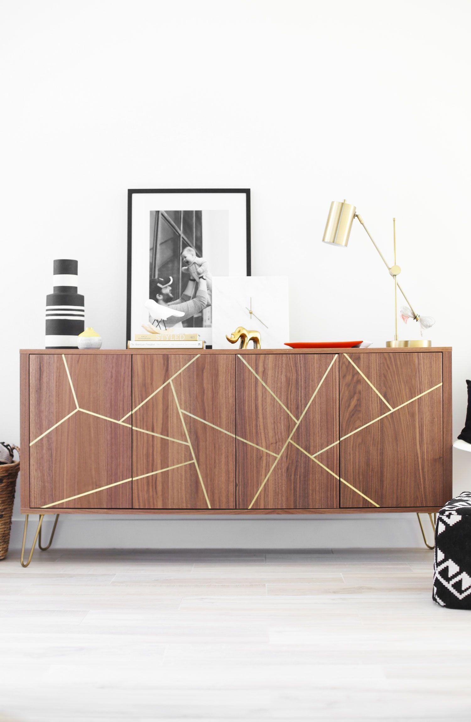 Sideboard selber bauen - Ikea Hack