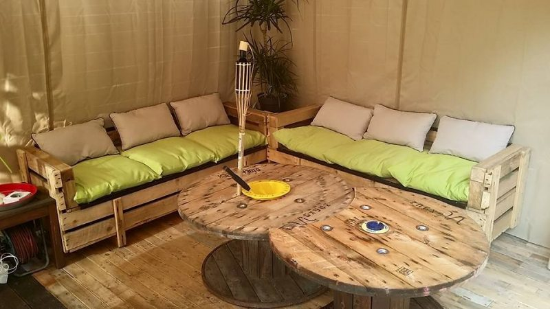 Wie Baue Ich Ein Sofa Aus Europaletten Diy Anleitung Und 40 Ideen