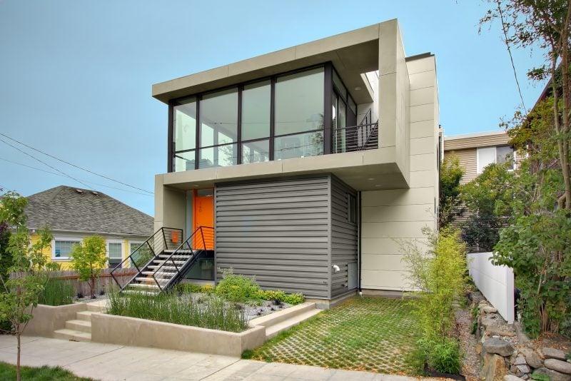 moderne stahltreppen au en eine gute idee architektur. Black Bedroom Furniture Sets. Home Design Ideas