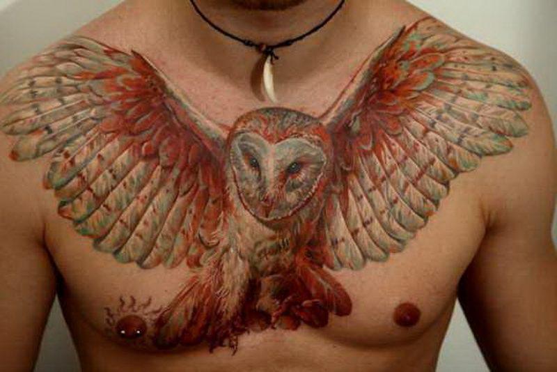 Tattoobilder: Eine der besten Tattoos von Dimitry Samohin