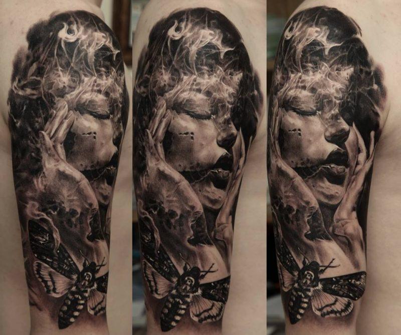 Tattoobilder von Samohin