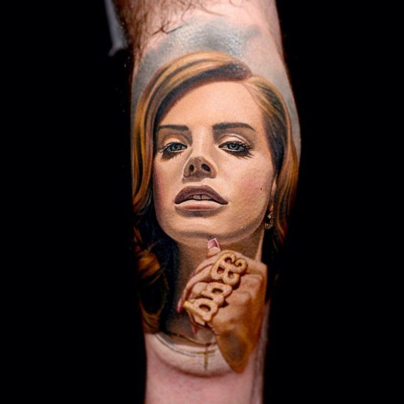 Tattoobilder von Hurtado