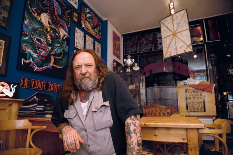Tattoobilder von Hanky Panky