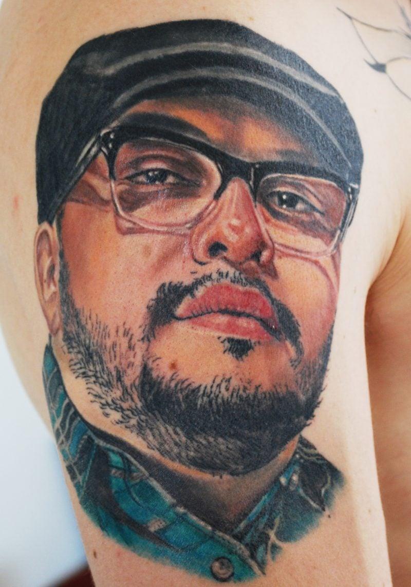 Tattoobilder von Nikko Hurtado