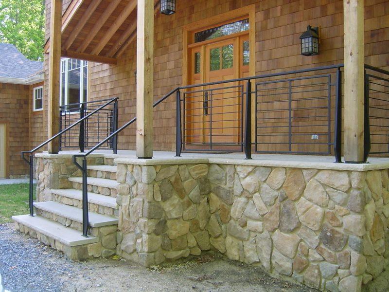 Treppengeländer selber bauen - Handlauf