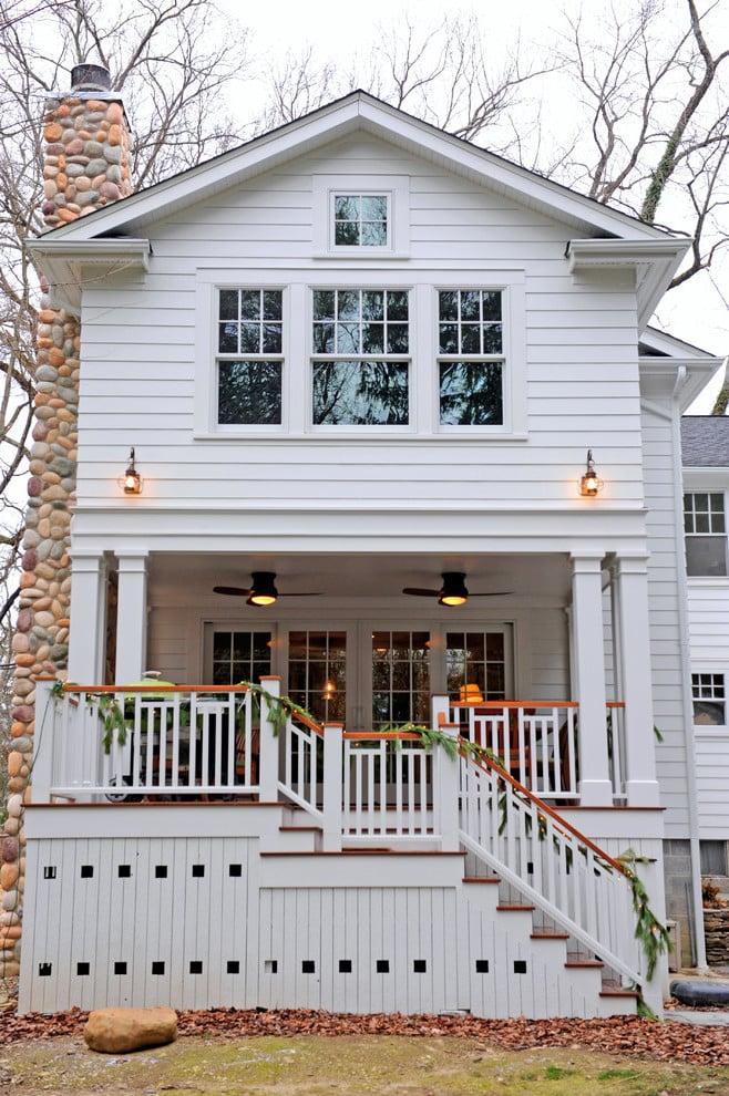 Treppengeländer selber bauen - Welches Material eignet sich besser?