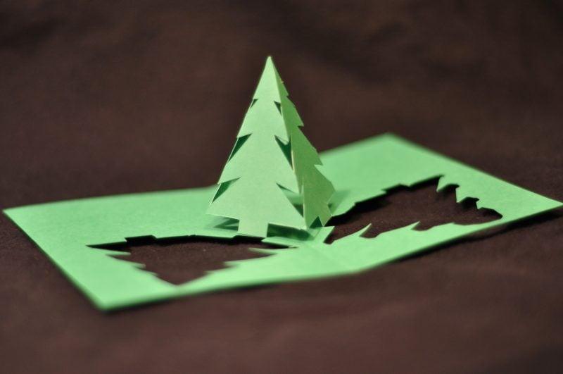 Weihnachtsmotive zum Ausdrucken für Weihnachtsbaum