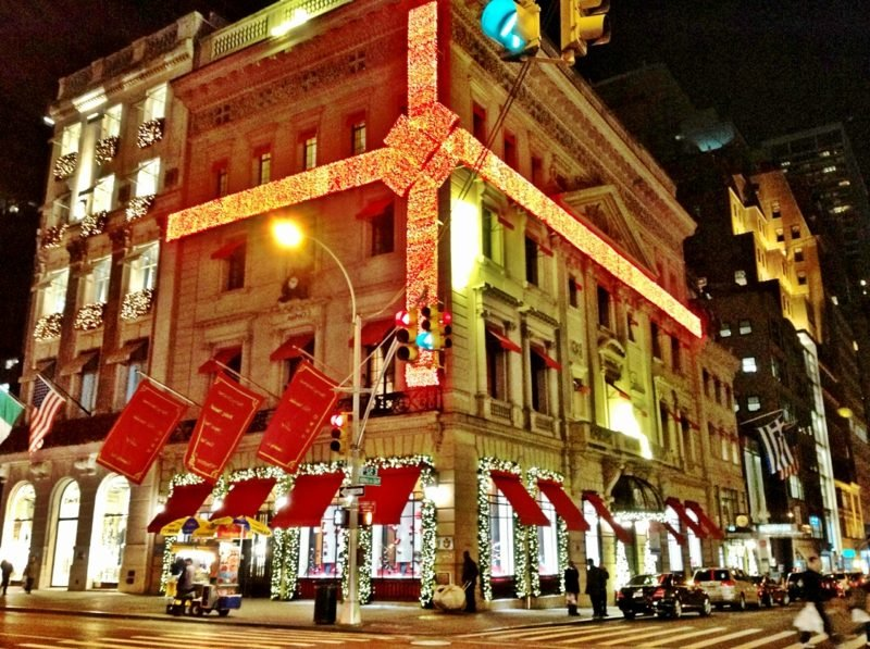 5th ave chrsitmas
