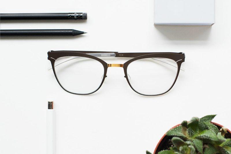 Brillenmode Herbst und Winter 2016 Brillen aus Edelstahl und Acetat