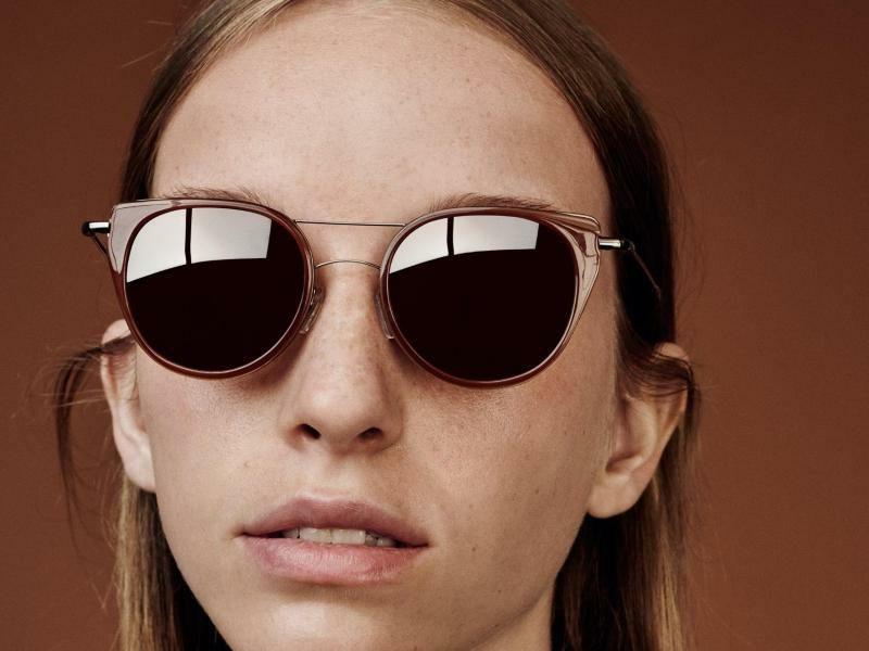 Brillenmode Herbst Winter 2016 Brillen mit Doppelsteg