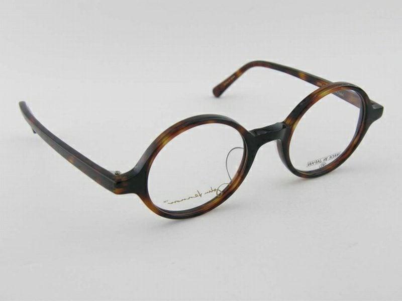 Brillenmode Herbst Winter 2016 klassische Brillen mit kreisrunden Scheiben