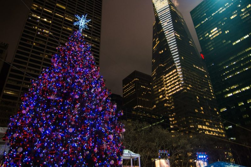 Weihnachten in New York