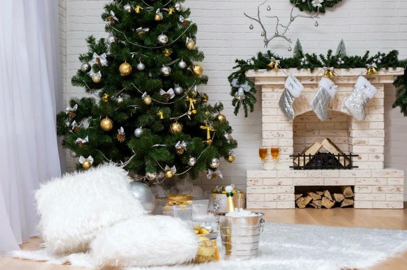 Dekoideen zu weihnachten: 45 attraktive vorschläge für innen und auβen